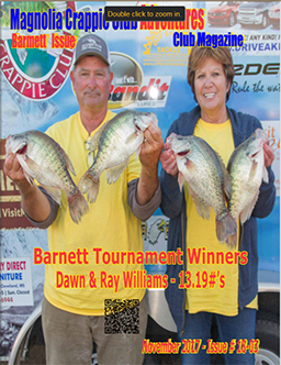 MCC Advenures Magazine - Barnett Issue