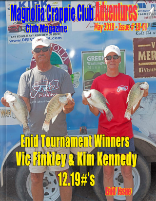 MCC Advenures Magazine - Enid Lake Issue
