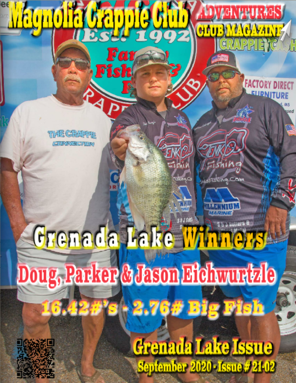 MCC Advenures Magazine - 2021 Grenada Lake Fall Issue