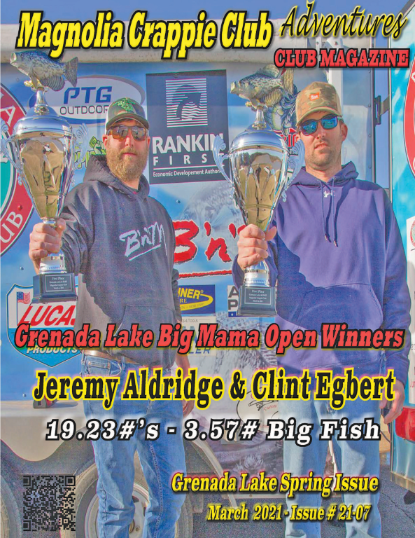 MCC Advenures Magazine - 2021 Grenada Lake Big Mama Open Issue