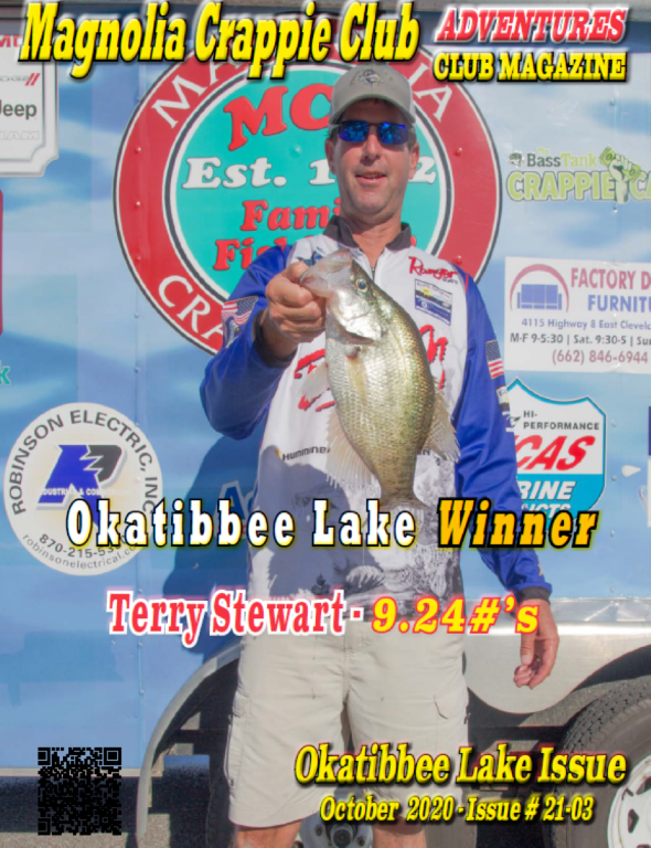 MCC Advenures Magazine - 2021 Okatibbee Lake Issue