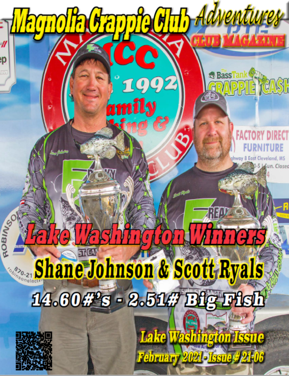 MCC Advenures Magazine - 2021 Lake Washington Issue