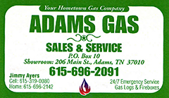 Adams Gas Company