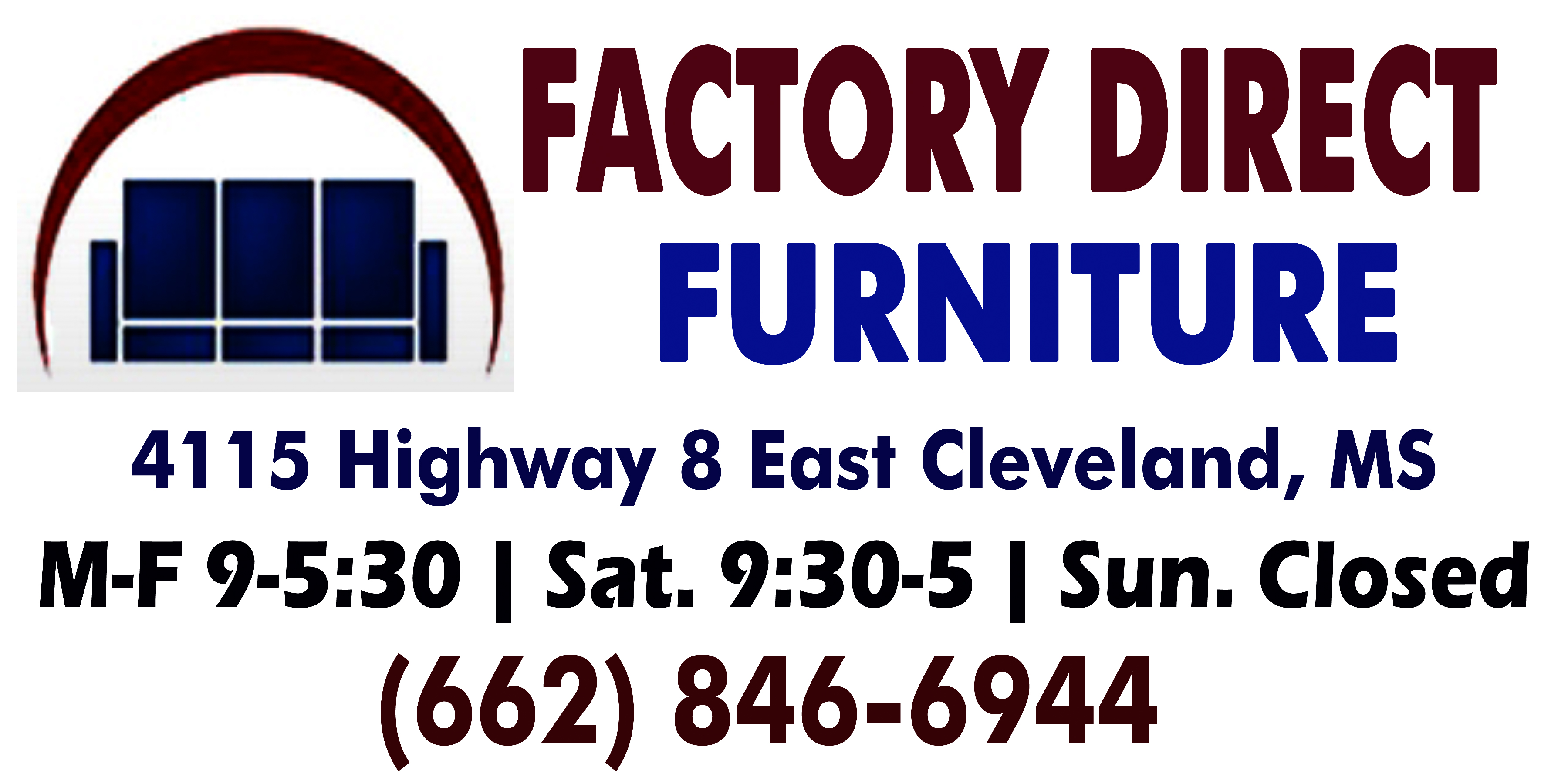 Factory Direct Funiture